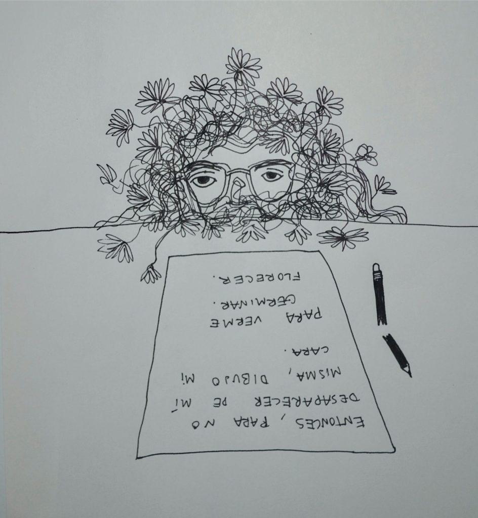 Dibujo: Emiliana Perdomo