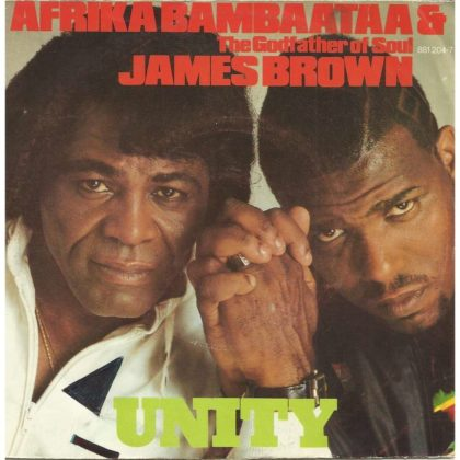 Unity, Afrika Bambaataa & James Brown