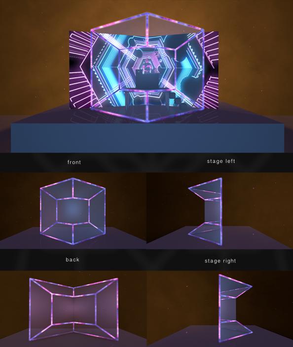 Hypercube en Nrmal