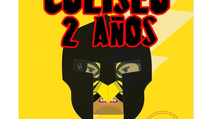Coliseo 14 febrero 2020
