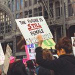 Manifestación feminista